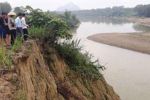 Thanh Hóa: Hai học sinh chết đuối trên sông Chu