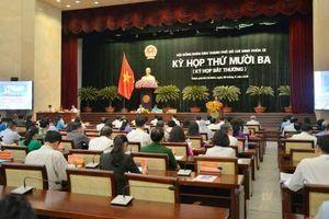Ông Tất Thành Cang phát biểu gì tại kỳ họp HĐND Thành phố ngày 8/4?