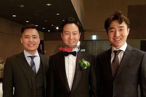 Độc quyền: Chân dung chồng và ảnh cưới hiếm hoi của nữ diễn viên Lee Jung Hyun