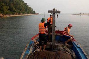Đã tìm thấy thi thể thanh niên Quảng Nam cứu 2 nữ sinh bị sóng biển cuốn trôi