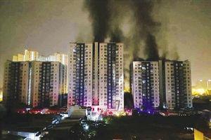 Vụ cháy chung cư Carina: Có dấu hiệu bỏ lọt tội phạm?