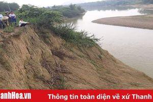 Vũ Văn Hùng, học sinh Trường THCS Phúc Thịnh (Ngọc Lặc) dũng cảm cứu 3 em nhỏ thoát đuối nước