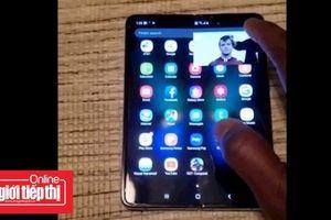Thêm một video về Samsung Galaxy Fold xuất hiện trực tuyến