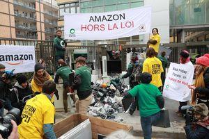 Dân Pháp chống Amazon xây kho hậu cần vì sợ ô nhiễm