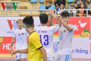 Thái Sơn Bắc giành tấm vé cuối cùng vào VCK Futsal HDBank VĐQG 2019