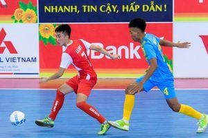 Giải Futsal HDBank VĐQG 2019: Quảng Nam leo lên đầu bảng