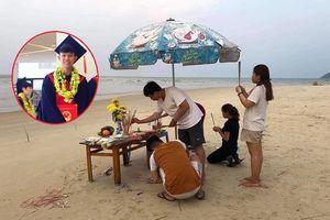Đề nghị tặng danh hiệu 'Tuổi trẻ dũng cảm' cho chàng trai tử nạn khi lao xuống biển cứu 2 nữ sinh