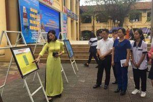 Hải Phòng: Trưng bày 80 hình ảnh về Trường Sa, Hoàng Sa của Việt Nam
