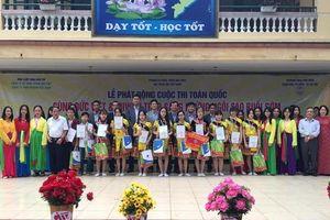 Phát động Cuộc thi 'Cùng Đức Việt & Miwon thắp sáng những ngôi sao buổi sớm' lần thứ V