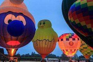 10 khinh khí cầu khổng lồ sẽ bay trên bầu trời Cố đô dịp Festival nghề truyền thống Huế 2019