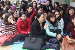 Chủ tịch Nguyễn Đức Chung thông tin về việc 256 giáo viên ở Sóc Sơn có nguy cơ mất việc