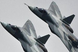 Tiêm kích Su-57 Nga được trang bị tên lửa siêu khủng, nhanh gấp 10 lần âm thanh