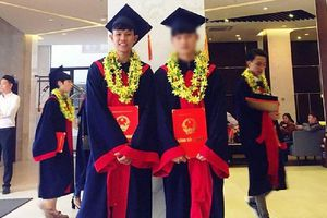 Truy tặng huy hiệu 'Tuổi trẻ dũng cảm' cho anh Ngô Hà Sinh