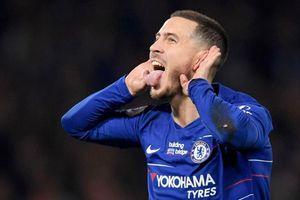 Hazard rực sáng đưa Chelsea lên vị trí thứ 3 ở Premier League