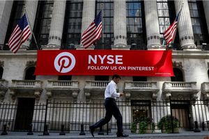 Pinterest lên sàn, định giá sụt giảm