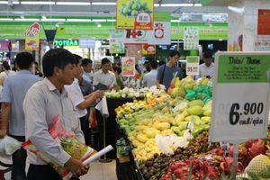 Nông sản sạch vào siêu thị để đến gần hơn với người tiêu dùng