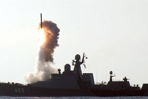 Nga dùng Kalibr trút đòn thù vào phiến quân