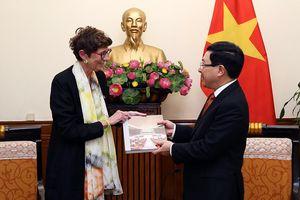 Việt Nam coi trọng hợp tác giáo dục với Na Uy