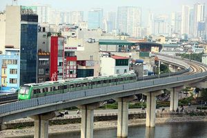 Hà Nội hỗ trợ giá vé cho hành khách sử dụng tuyến đường sắt đô thị