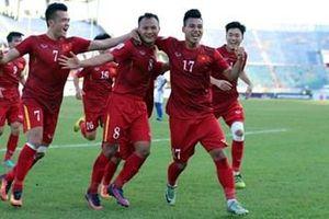 Liên đoàn Bóng đá Thái Lan chốt danh sách các đội khách mời dự King's Cup 2019