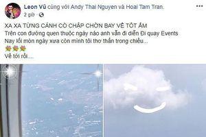 Chuyến bay đưa thi hài cố nghệ sĩ Anh Vũ đã về tới Việt Nam