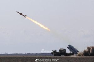 Ukraine bắn thành công siêu tên lửa chống hạm Uranus