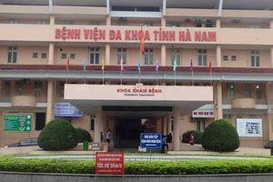 Bắt tạm giam 5 cán bộ, nhân viên bệnh viện Đa Khoa tỉnh Hà Nam