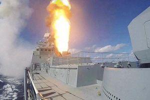 Tình hình Syria: Nga ồ ạt phóng tên lửa hành trình tiêu diệt khủng bố ở Idlib