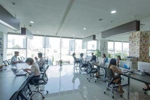 Văn phòng chia sẻ: Sức hút lớn với một thị trường mới