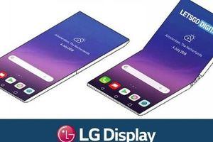 Smartphone màn gập của LG bị rò rỉ thông tin