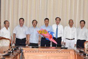 TP.HCM: Phó trưởng ban Hepza làm Phó chủ tịch UBND Q.2