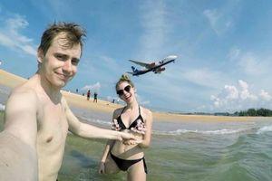 Có thể bị tử hình nếu chụp ảnh tại bãi biển Thái Lan này?