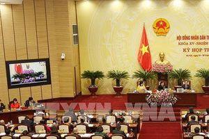 Hôm nay, Hội đồng nhân dân Thành phố Hà Nội tổ chức kỳ họp bất thường