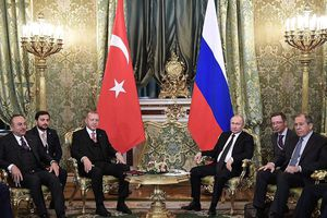 Ông Putin 'tiết lộ' những nỗ lực của Nga và Thổ Nhĩ Kỳ bình thường hóa Syria