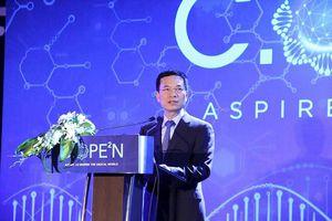 Bộ trưởng Nguyễn Mạnh Hùng: 'Muốn trở thành doanh nghiệp công nghệ toàn cầu, đầu tiên phải có giấc mơ lớn'