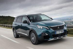 Peugeot 5008 2019: Mẫu SUV 7 chỗ có thiết kế đặc biệt