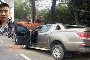 Khởi tố bắt tạm giam tài xế ô tô phê ma túy gây tai nạn liên hoàn