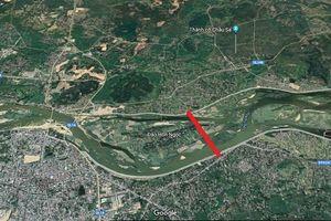 Quảng Ngãi: Điều chỉnh đập dâng sông Trà Khúc để giảm ngập đảo Ngọc