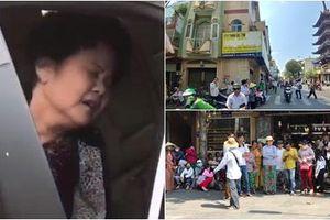 Mẹ Anh Vũ đau buồn đến ngất xỉu, chùa Ấn Quang rợp người viếng trước giờ tang lễ cố nghệ sĩ