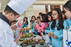 Ngày hội dành cho nguồn nhân lực trẻ ngành du lịch khách sạn