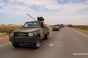 Liên hợp quốc kêu gọi ngừng chiến ở Libya
