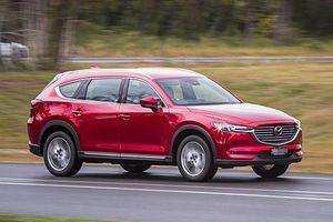 Mazda CX-8 về Việt Nam: Viện binh hay trở ngại đối với CX-5?