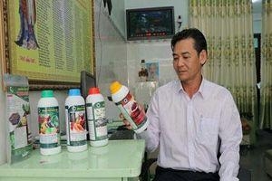 Lâm Đồng: Bỏ lương trăm triệu về làm thuốc sâu uống được
