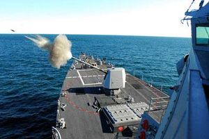 Cận cảnh thứ vũ khí không thể thiếu trên mọi tàu chiến Mỹ
