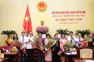 HĐND TP Hà Nội họp bất thường miễn nhiệm, bầu nhân sự mới