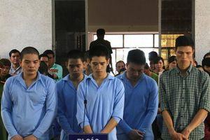 Xét xử nhóm thanh niên nổ súng thanh toán nhau tại Đắk Lắk