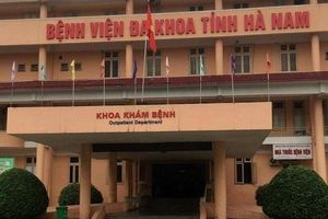 2 phó khoa và 3 nhân viên y tế Bệnh viện Đa khoa Hà Nam bị tạm giam