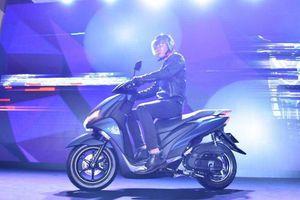 Xe tay ga Yamaha FreeGo ra mắt khách hàng Việt Nam