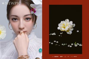 Địch Lệ Nhiệt Ba chiếm sóng tạp chí Trung Quốc: Từ phong cách menswear cho đến nữ thần các loài hoa