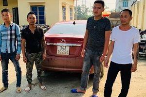 Thanh Hóa: Nhóm côn đồ cầm hung khí chặn đánh tấn công chủ tịch xã trọng thương